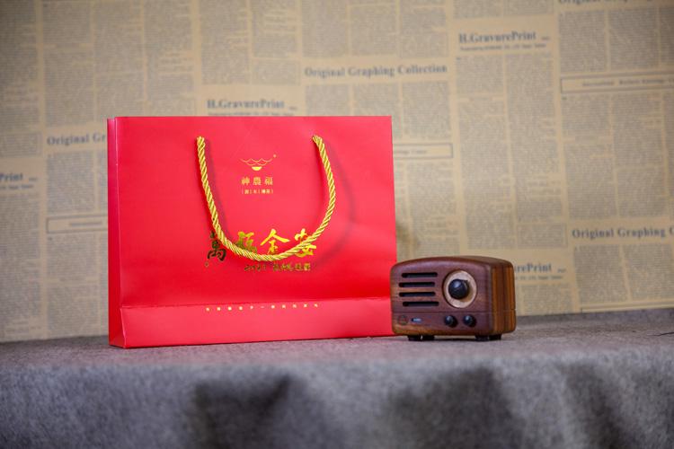 神农福-万福金安手提袋