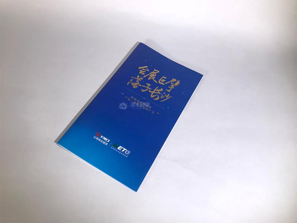 云南城投集团折页印刷制
